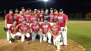 Midwest Suburban Baseball League
